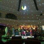 Disco Night in Lobby