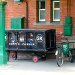 Coffin Wagon, Horsted Keynes