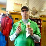 Icecream & gift shop