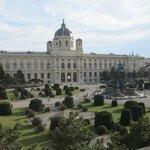 Vista do Museu