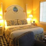 Our room at Charleston Harbor Resort