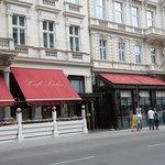 Cafe Sacher,Vienna