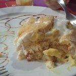 Doskonały deser coś w roodzaju szarlotki tylko z owocami z Tenerify