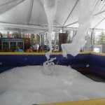 foam pit party. so fuN!