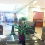 Recepción Holiday Inn