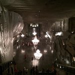 Cathedral; salt mines Cracow