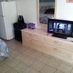 room tv area