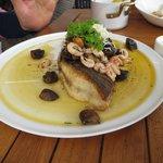 Otra preparacion de pescado