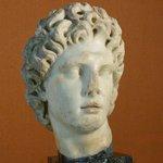 Alexandre le Grand, marbre de Paros, Italica
