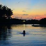 Evening Lagoon