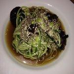 Sobo noodles salad