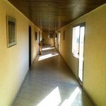 le couloir superieur