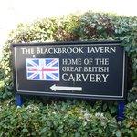 Blackbrook Carvery next to PI