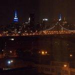 Foto desde la habitación con Vista a Manhattan
