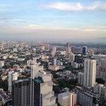 40th floor view