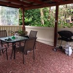 BBQ & outdoor setting