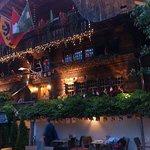 Interlaken - Gasthof Hirschen Matten - awaiting National Holiday