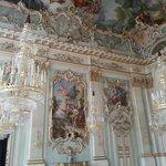 inside palace