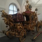 One of the king's carriages