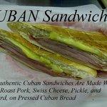 Authentic Cuban!
