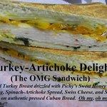 The OMG Sandwich!