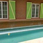 Quaint pool