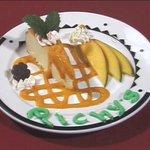 Pichy's Mango Cheesecake !