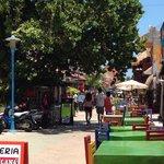 quaint restaurants & shops of downtown