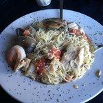 Seafood yum........