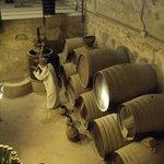 Museo del Vino D.O. Calatayud, en el monasterio.