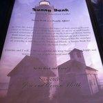 Foto de Sunny Bank Restaurant