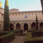 Claustro del monasterio.
