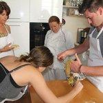 Making Homade Pasta
