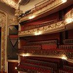 Plateia da Sala de Concerto
