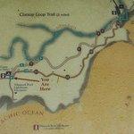 Clatsop Trail Map