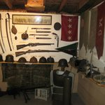 The Weapons Room: WWI Artifacts