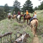 Rocky Mountain Trail Ride