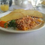 Breadfruit and Salt Fish