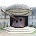 German Atlantikwall fortifications