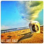 coffee to go...to the beach