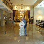 Lob do hotel