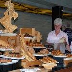 The wonderful bread bar