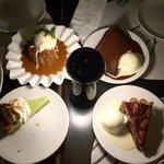 Brilliant desserts! True stars of P.S.