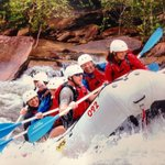 Rolling down the Thunder on the Ocoee