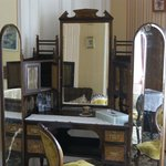 Dressing table in Room 1
