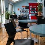 Dining/social area