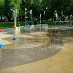 Jack Darling Memorial Park Spray-pad