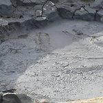 boiling mud pots