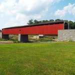 one of the covered bridges