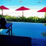 Private Ocean Pool Villa